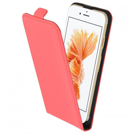 Mobiparts Premium Flip Case Apple iPhone 7/8 Peach Pink